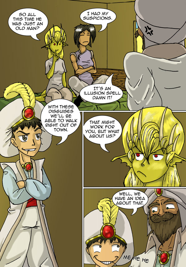 The Chronicles of Loth page 2 chapter 4