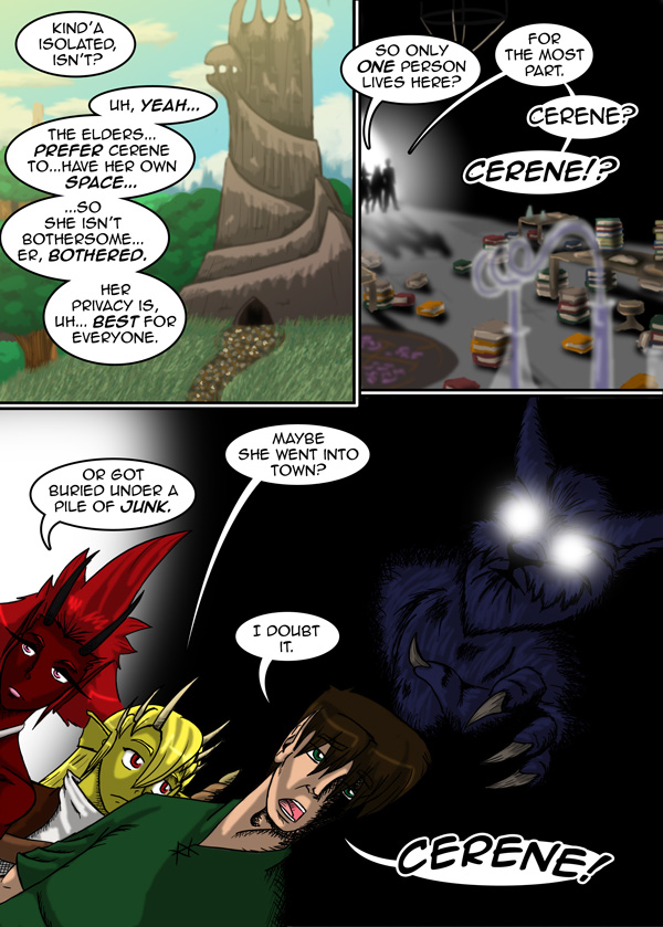 The Chronicles of Loth page 26 chapter 8