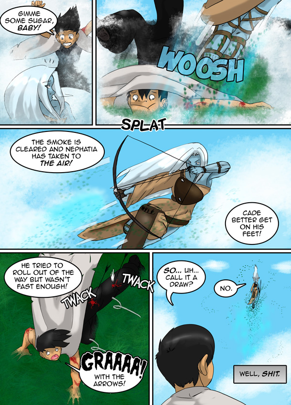 The Chronicles of Loth page 70 chapter 11