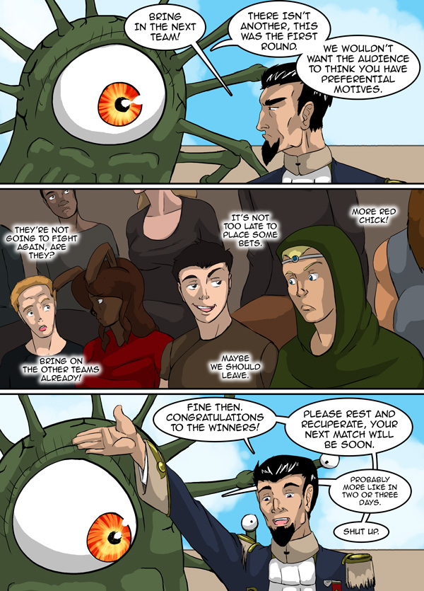 The Chronicles of Loth pg. 58 ch. 12