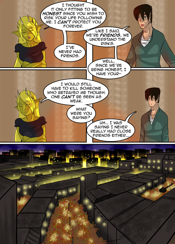 The Chronicles of Loth pg. 10 ch. 13