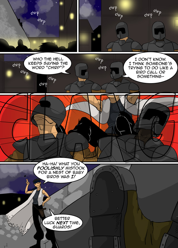 The Chronicles of Loth pg. 13 ch. 13