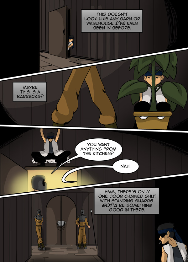 The Chronicles of Loth pg. 15 ch. 13