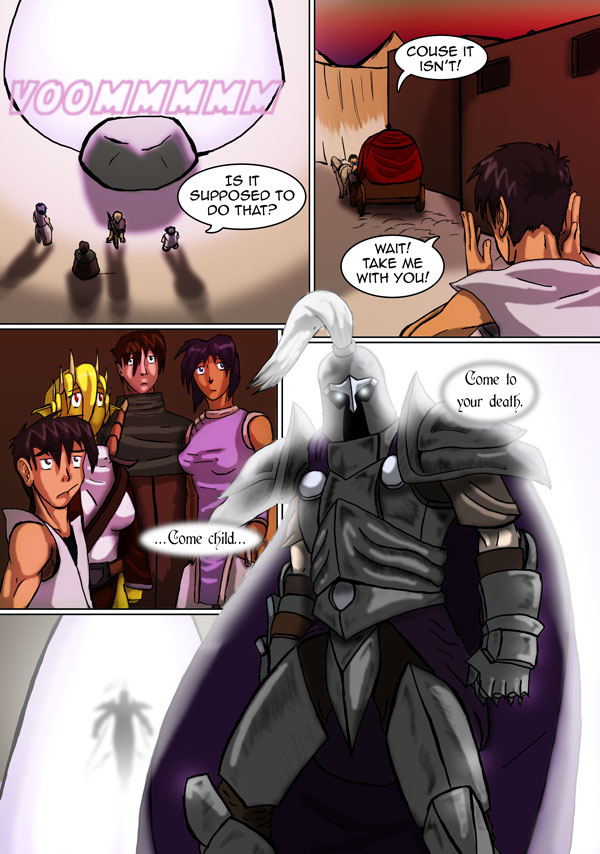 The Chronicles of Loth page 12 chapter 5